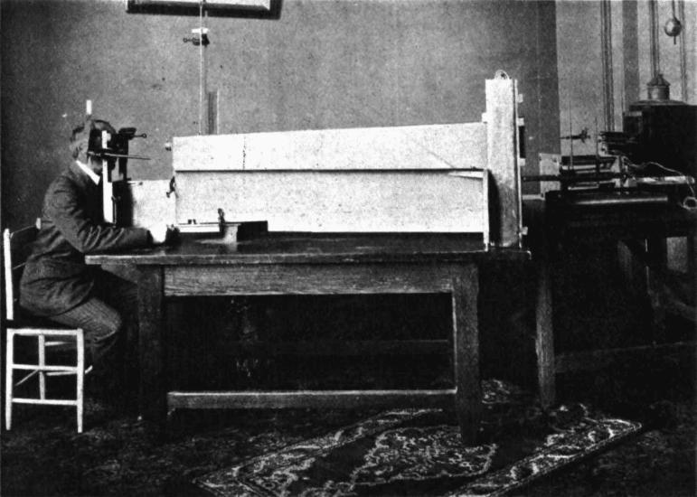 Dodge photochronograph