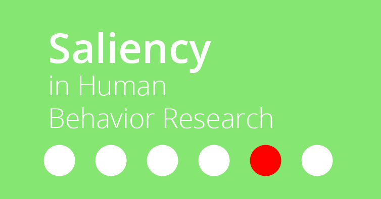 saliency in research