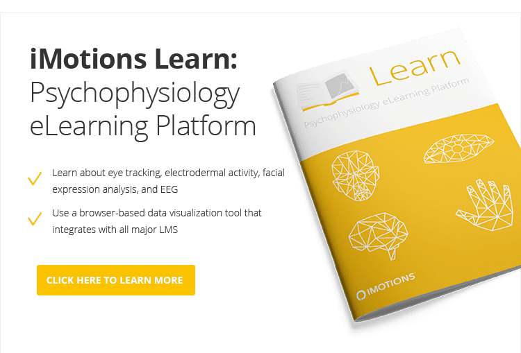 iMotions Learn online eLearning