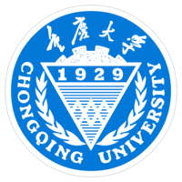 Chongqing University Logo on transparent logo