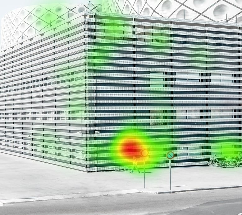 neuroarchitecture eye tracking