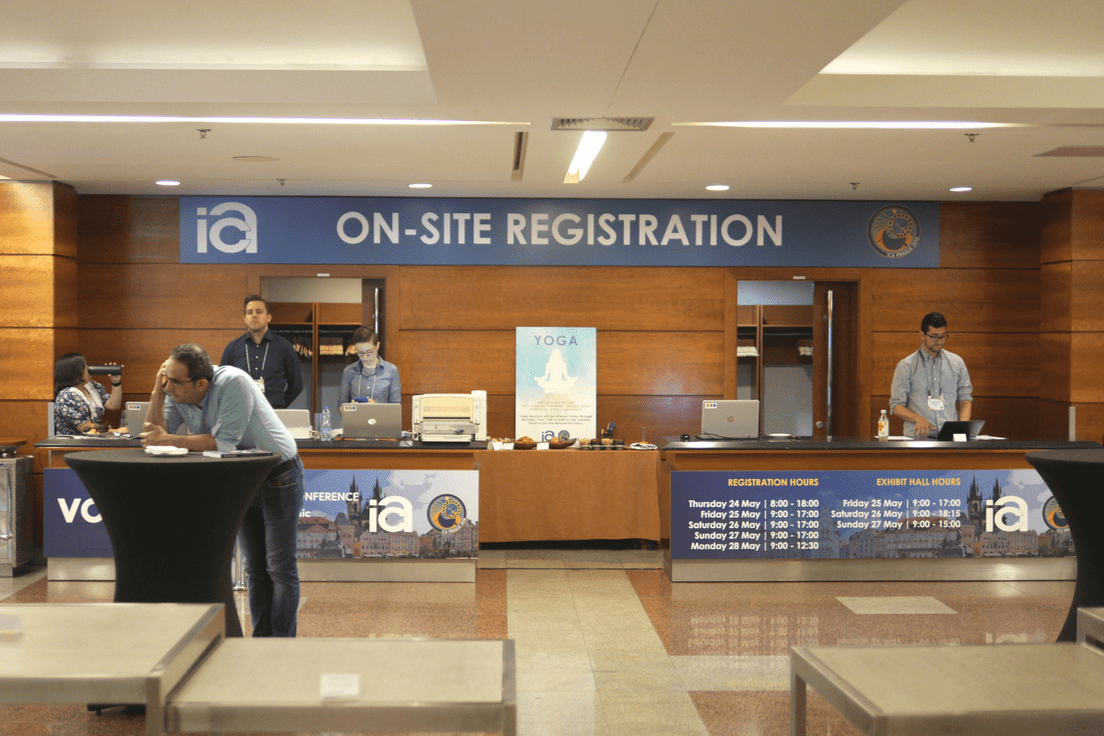 ICA Registration