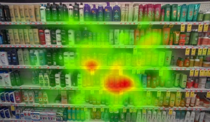 shelf neuromarketing eye tracking
