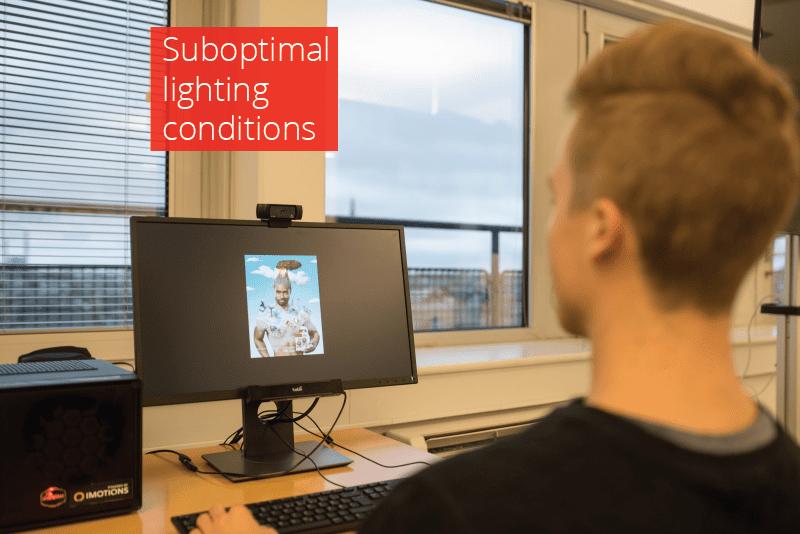 eye tracking lighting