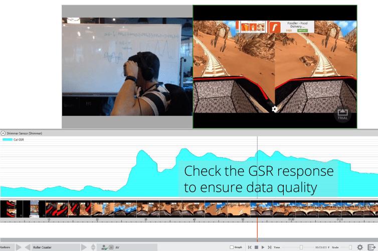 GSR data