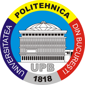 University Politehnica of Bucharest Seal Logo transparent background