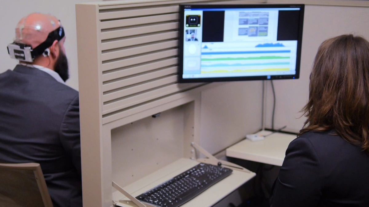 lab research design setup