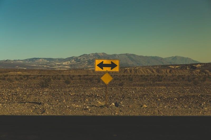 direction choice behavior
