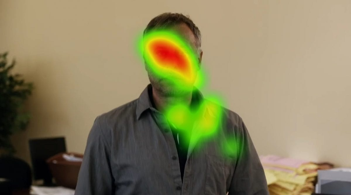 face - HEATMAP