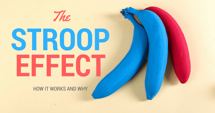 The Stroop Effect – How it Works and Why