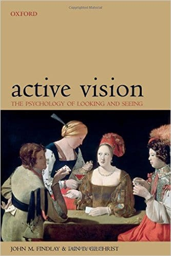Active vision the psychology of looking and seeing