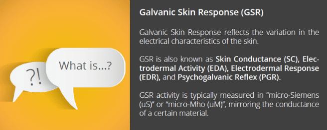 What is GSR