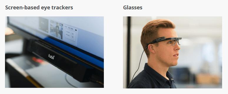 eye tracker overview