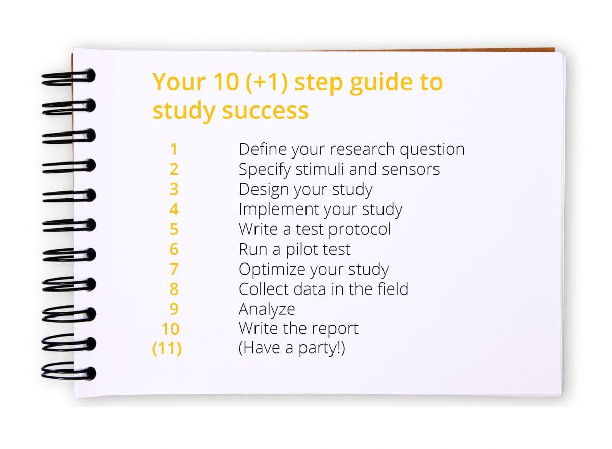 10 step guide to study success
