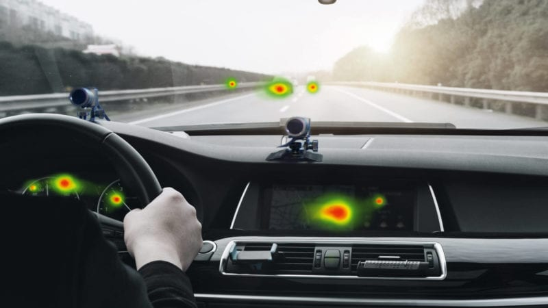 Smart Eye in car