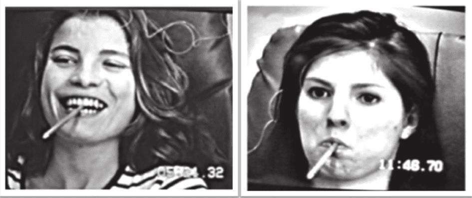 facial expressions origin