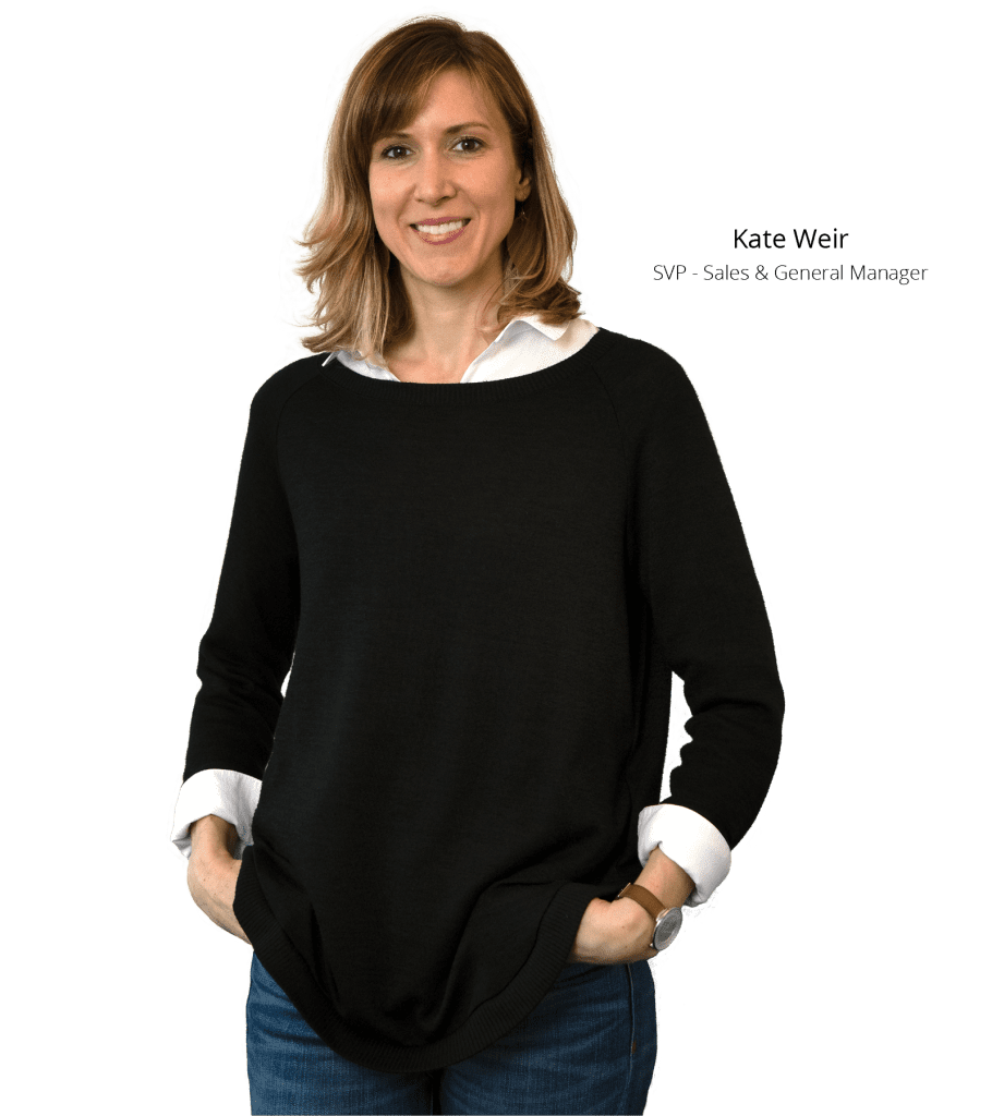 Employee portrait (Kate)