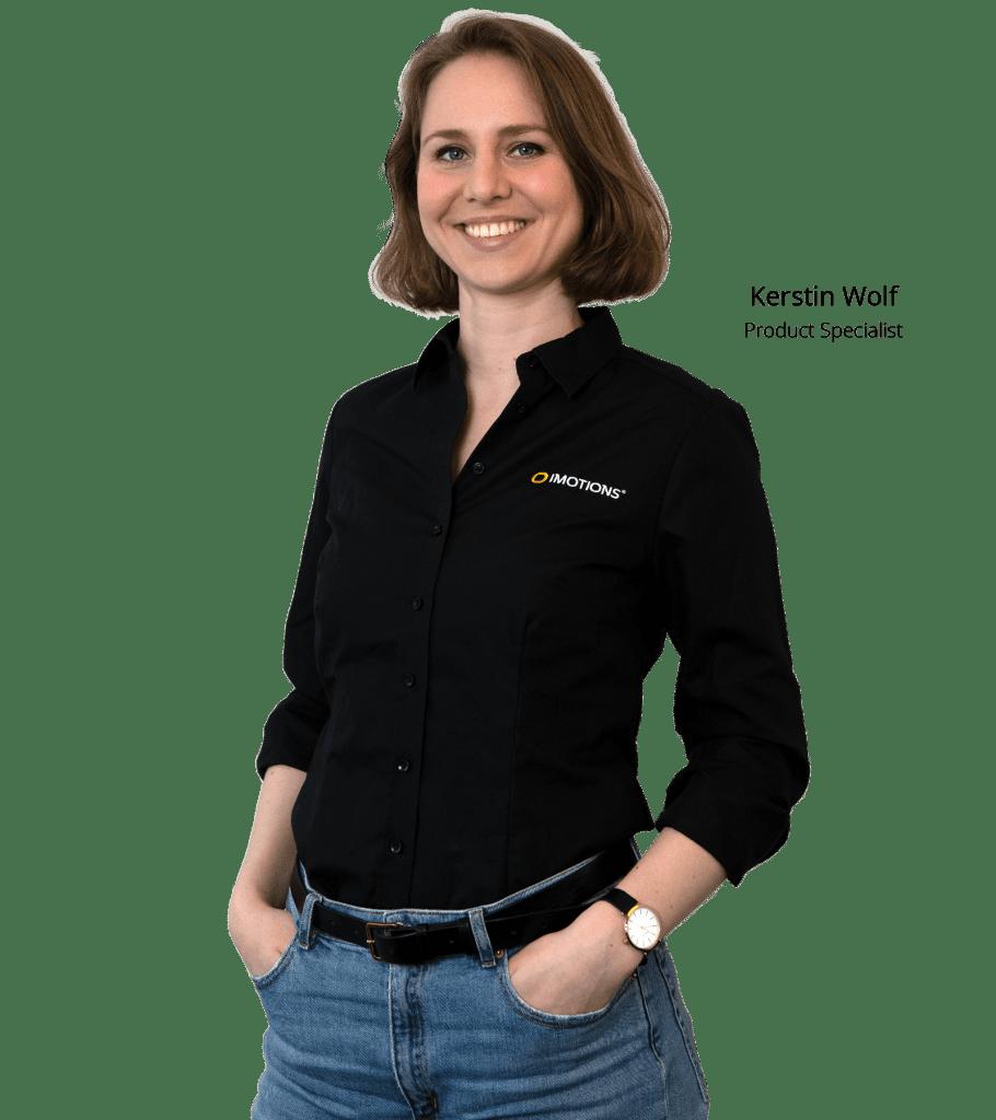 Employee portrait (Kerstin)