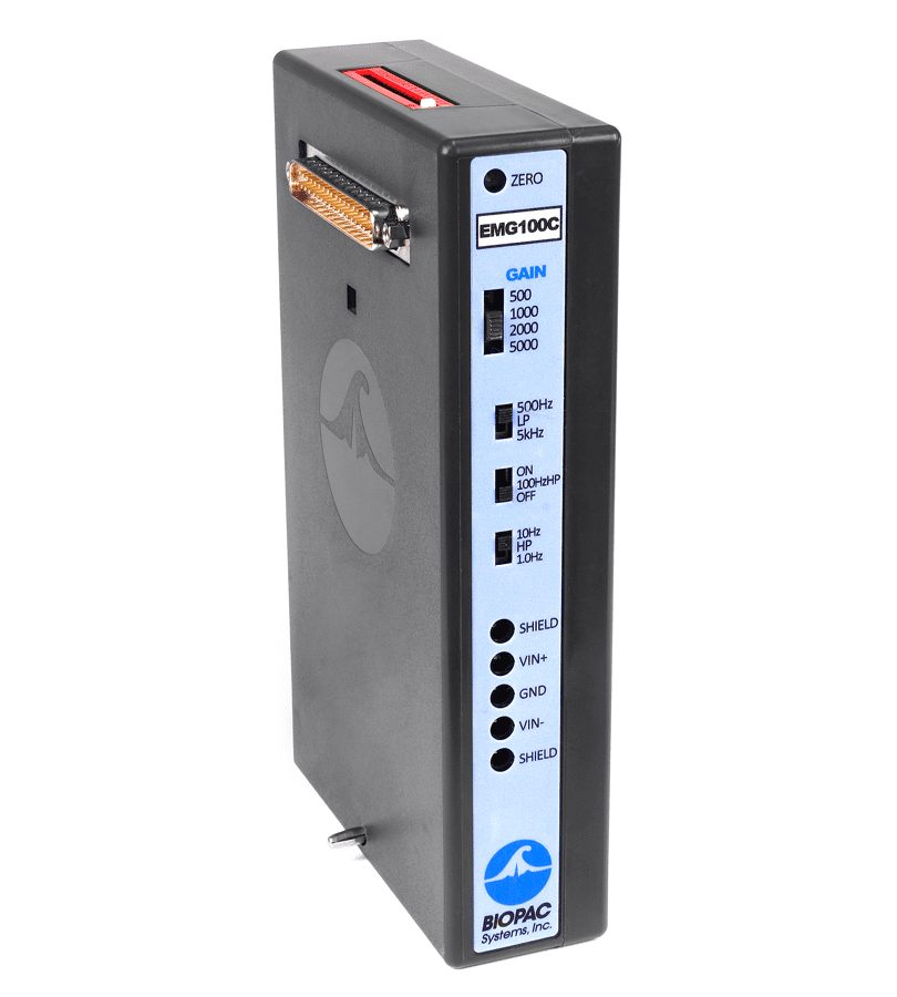 BIOPAC EMG100C