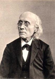 portrait of Gustav Fechner