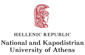 National and Kapodistrian University of Athens Logo