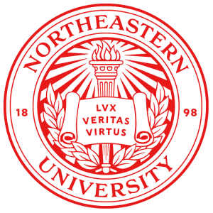 Northeastern University Seal Logo