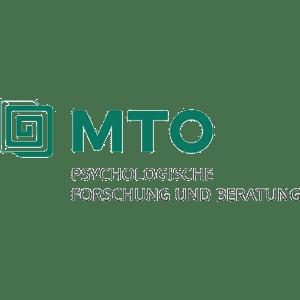 MTO Psychologische Forschung und Beratung Logo