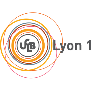 Claude Bernard Lyon 1 University Logo