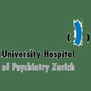 University Hospital of Psychiatry Zurich Logo