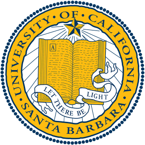 University of California Santa Barbara Seal Logo