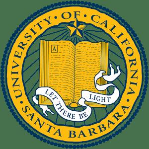 University of California Santa Barbara Seal Logo