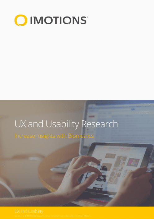 iMotions UX Brochure