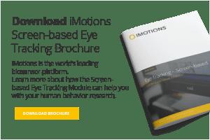 Download brochure on screen-based eye tracking