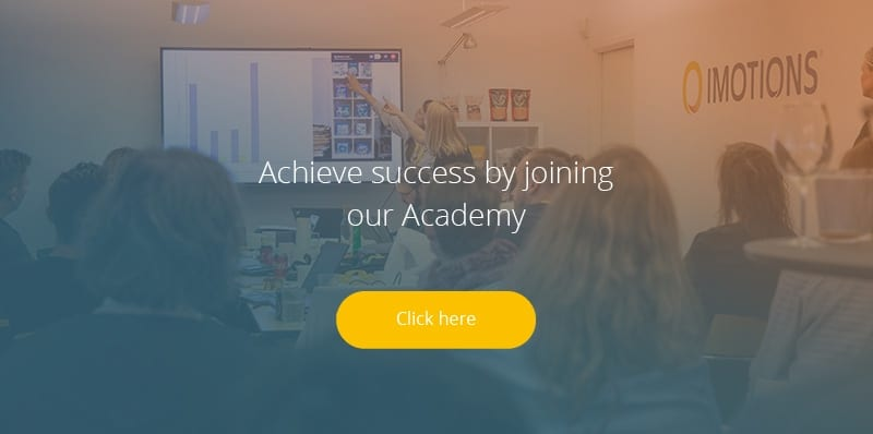 Achieve success by joining our Academy CTA button