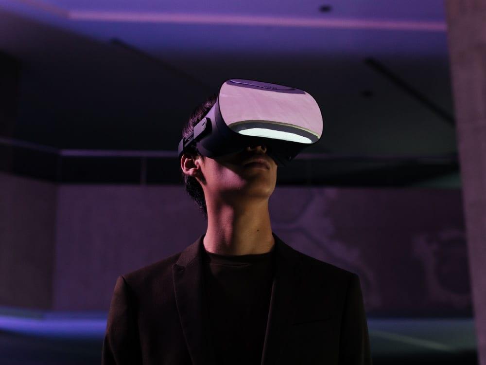 VR Varjo headsets