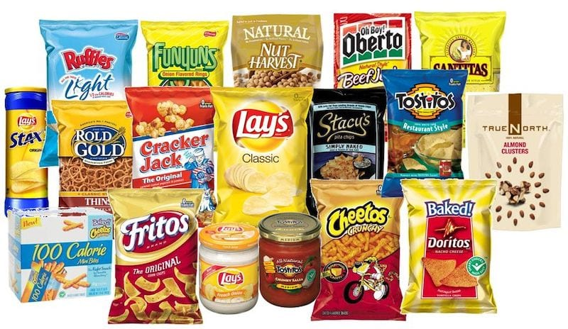 frito lay neuromarketing packaging