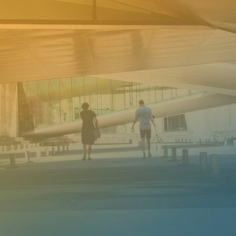 Khora team under bridge