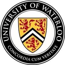University Waterloo Canada logo