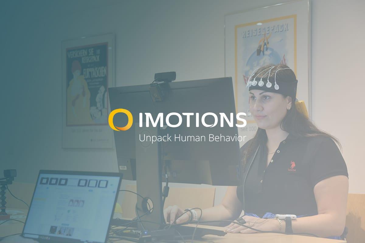 iMotions - Unpack Human Behavior